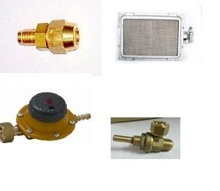 Запчасти для газового оборудования PIMAK (Аппараты для шаурмы, плиты, грили, жарочные поверхности)