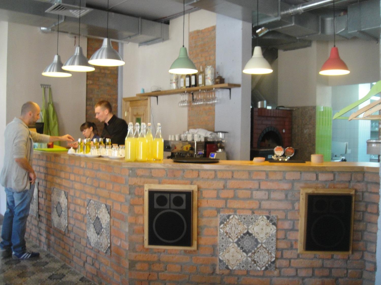 Пиццерия Villaggio, г. Киев