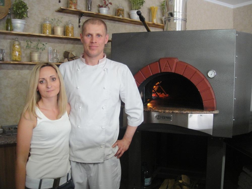 Пиццерия Гранд пицца, г. Кривой Рог