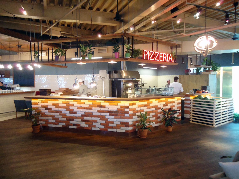 Пиццерия на 30 мест