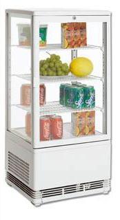 Холодильні шафи для бару