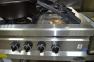 Плита промышленная с газовым контроллером М015-4 (40х40) 0