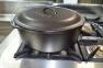Плита промышленная с газовым контроллером M015-8  0