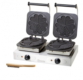Аппарат для выпечки вафель 370161