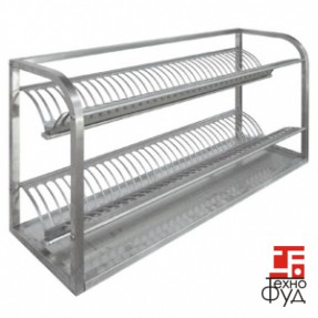 Полка для сушки посуды  800х300х400