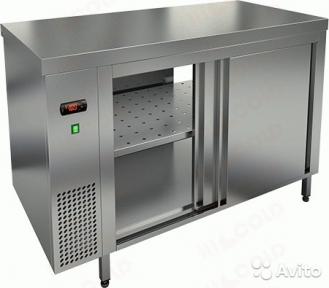Стол для выдачи тепловой 1200х700х850