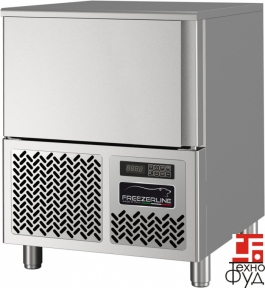 Шкаф шокового охлаждения/заморозки ВС511