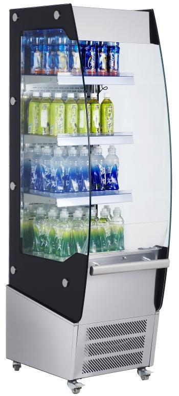 Холодильные регалы (горки)
