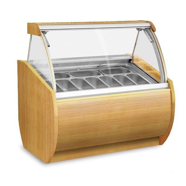 Витрины морозильные для мороженного