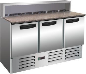 Холодильные столы для пиццы