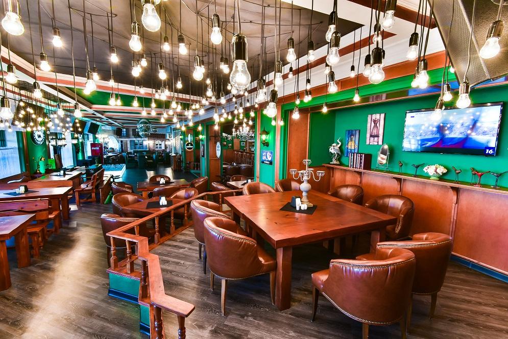 Пивний ресторан (паб) на 50 місць