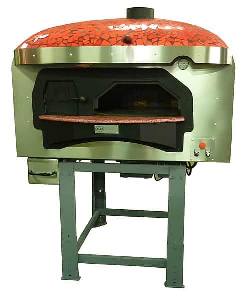 Печи для пиццы на дровах, электрические, газовые