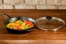 Сковорода чугунная, глубокая L8DSK3 1