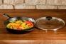 Сковорода чугунная квадратная L5WS3 0