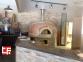 Дровяная печь для пиццы Design D140K 11