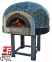 Дровяная печь для пиццы Design D120K\Red Mosaic 3