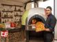 Дровяная печь для пиццы Design D120K\Red Mosaic 11