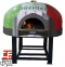 Дровяная печь для пиццы Design D120K\Red Mosaic 7