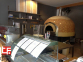 Дровяная печь для пиццы Design D120K\Red Mosaic 9