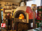 Дровяная печь для пиццы Design D120K\Red Mosaic 10