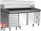 Холодильний стіл для піци з ящиками SARO MARGA PZ 2610 TN 2