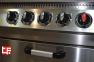 Плита промышленная с газовым  контроллером 70S-M015-4F 2