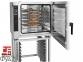 Пароконвектомат с сенсорной панелью управления и мойкой ETE7W 3