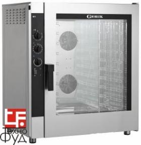 Пароконвекционная печь с увлажнением EME102