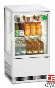 Шкаф-витрина холодильный 700258G