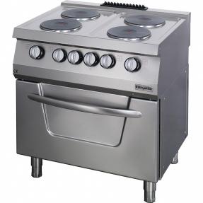 Электрическая плита с духовым шкафом OSOEF 8070