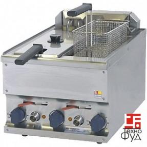 Фритюрница электрическая Kogast  EF-40/2