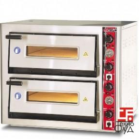 Печь для пиццы РО 6868DЕ с термометром