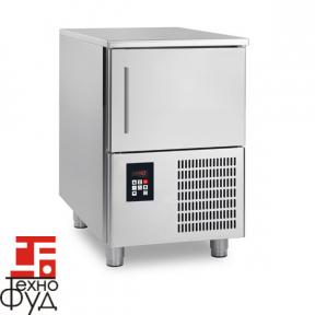 Шкаф шокового охлаждения/заморозки BCB/05R