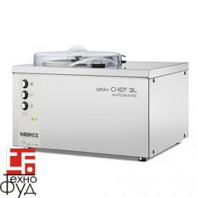 Машина для виготовлення морозива Gelato Chef 3L AUTOMATIC