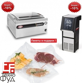 Softcooker Wi-Food, упаковщик EVOX 30, пакеты в подарок