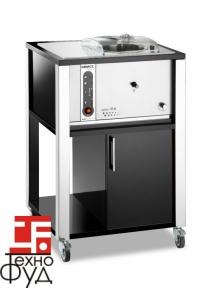 Машина для приготування морозива BLACK Gelato 6K T-Mobile