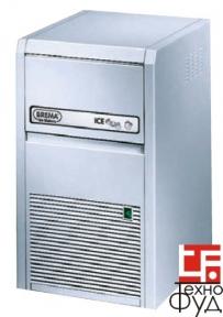 Льдогенератор кубикового льда CB 184 А INOX