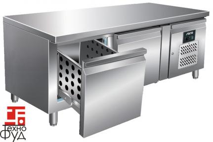Стіл холодильний SARO UGN 2100 TN-2S