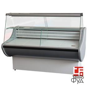 Витрина холодильная Rimini-П-1,2 ВС