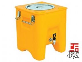 Термоконтейнер для напитков с краном Waterbox 23 lt with faucet