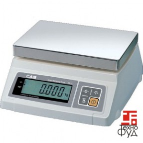 Весы настольные SW-5D (Два дисплея)