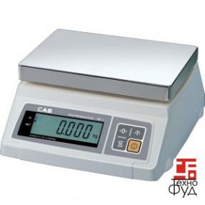 Весы настольные SW-10D (Два дисплея)