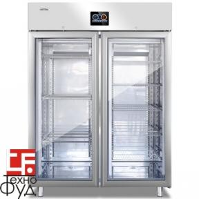 Шкаф для созревания сыра и колбасы AC5113 STG ALL 1500 GLASS CF ADV