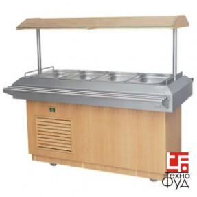 Прилавок холодильный OSBE 16894