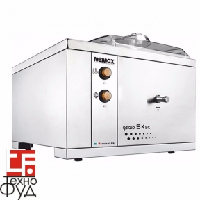 Машина для виготовлення морозива GELATO 5K SC
