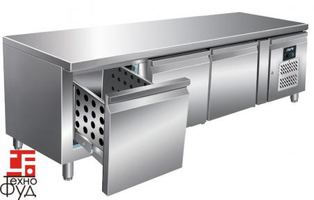 Стіл холодильний SARO UGN 3100 TN-3S