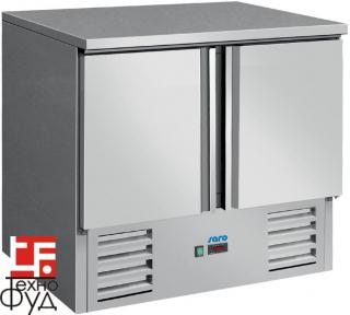 Стол холодильный VIVIA S901 S/S TOP